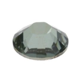 2028 plaksteen 7,2 mm / SS 34 crystal sage F (001 SAG) p/12