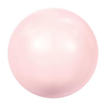 5810 12 mm Crystal rosaline pearl (001 294) p/10
