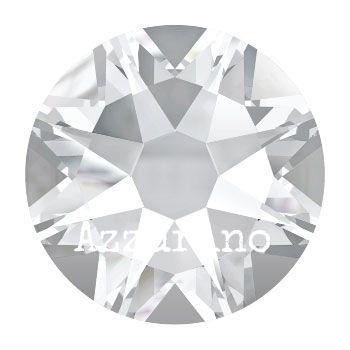 2028 plaksteen 7,2 mm / SS 34 crystal F (001)  p/12