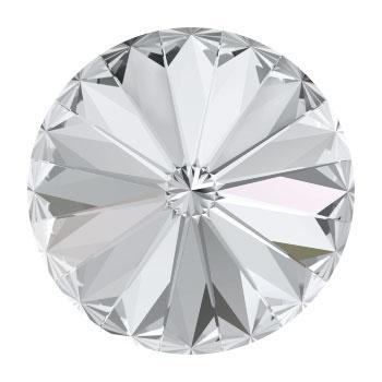 1122 rivoli 16mm puntsteen crystal F (001) p/4