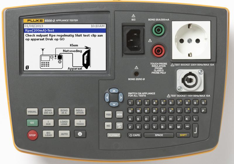 Fluke 6500-2 + software