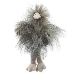 Pluizige Struisvogel
