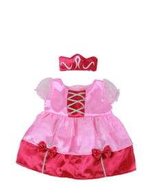 Prinsessen jurkje 40cm