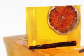 Zeepbrood Orange Canelle