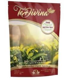Vida Divina - 1 XL zakje voor 1 week thee. indien uitverkocht levertijd tot 10 tot 15 dagen,
