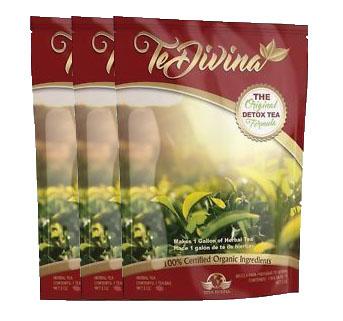 Vida Divina - 3 XL zakjes voor 3 weken thee. indien uitverkocht levertijd tot 10 tot 15 dagen,