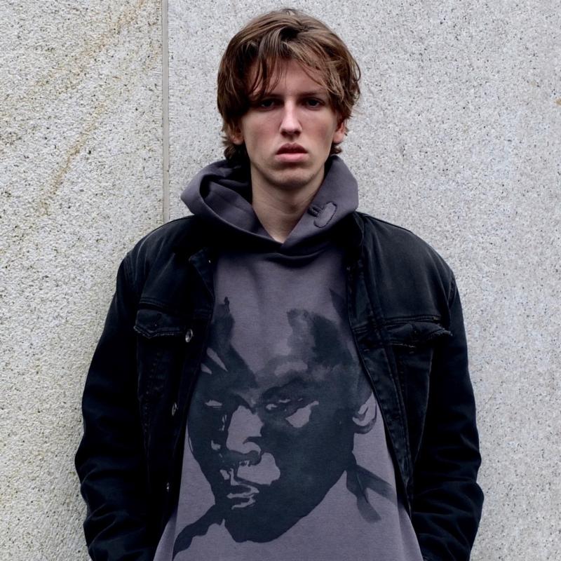 'MASK' hoodie