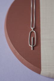 Necklace Oval