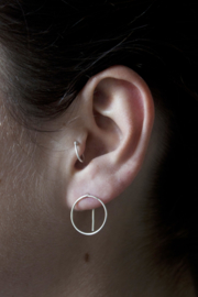 Fake Earcuff Clear Mini