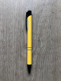 Geel VERZORGENDE. Pen