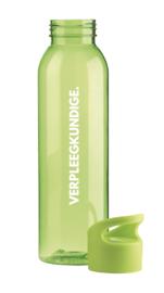 Groen VERPLEEGKUNDIGE. Waterfles