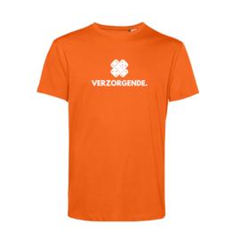 Oranje VERZORGENDE. Heren Shirt