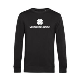 Zwart VERPLEEGKUNDIGE. Heren Sweater