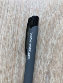 Grijs VERPLEEGKUNDIGE. Pen