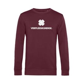 Bordeaux VERPLEEGKUNDIGE. Heren Sweater