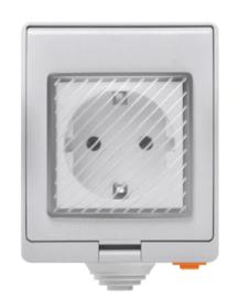 Sonoff | S55 | Wifi | Wandcontactdoos | IP55 waterdicht