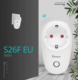 Sonoff | S26 | Wifi | Wandcontactdoos