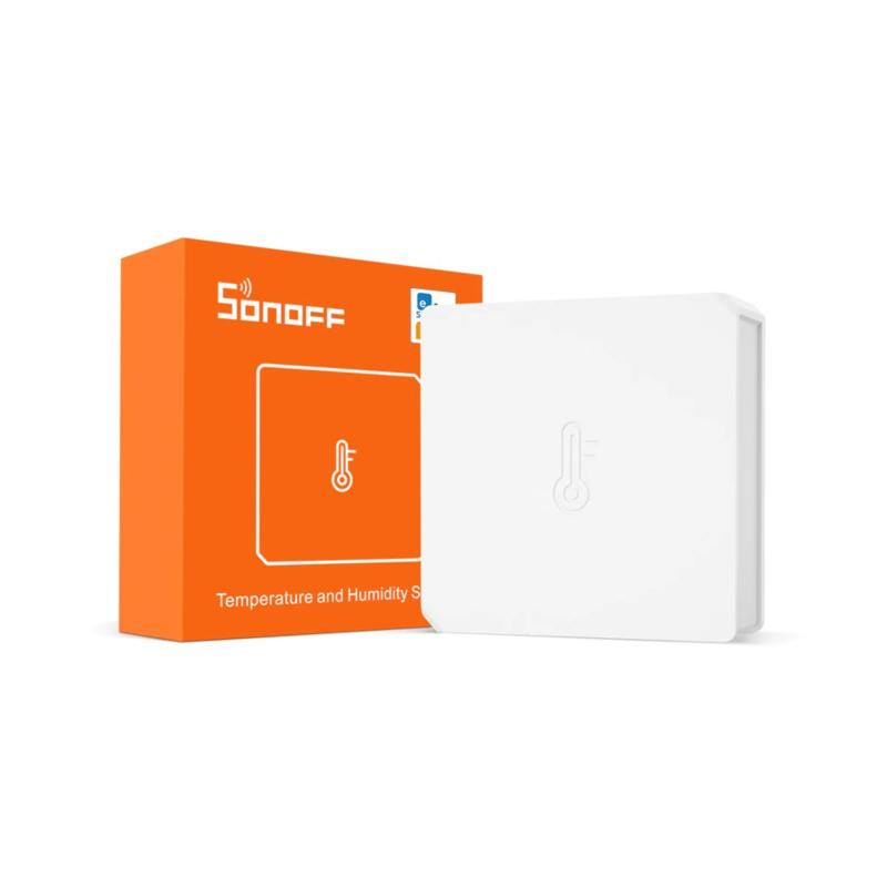 Sonoff | ZigBee | SNZB-02 | Capteur de température et d'humidité