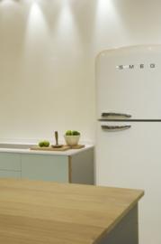 Smeg jaren50 koelkast FAB50