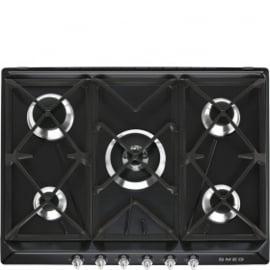 SMEG gaskookplaat 5 pitten (3 kleuren)