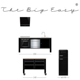 The Big Easy keuken 20/241B