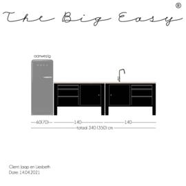 The Big Easy 21/199-3