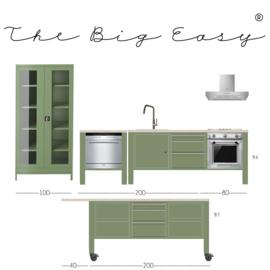 The Big Easy keuken 20/243