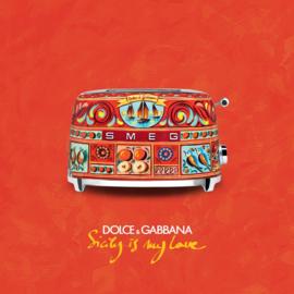 Smeg Dolce & Gabbana BROODROOSTER