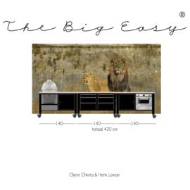 TBE 20/232B The Big Easy kitchen