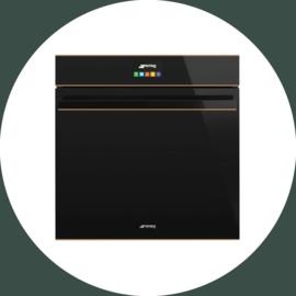 SMEG DOLCE STIL NOVO multifunctionele oven v.v. pyrolyse