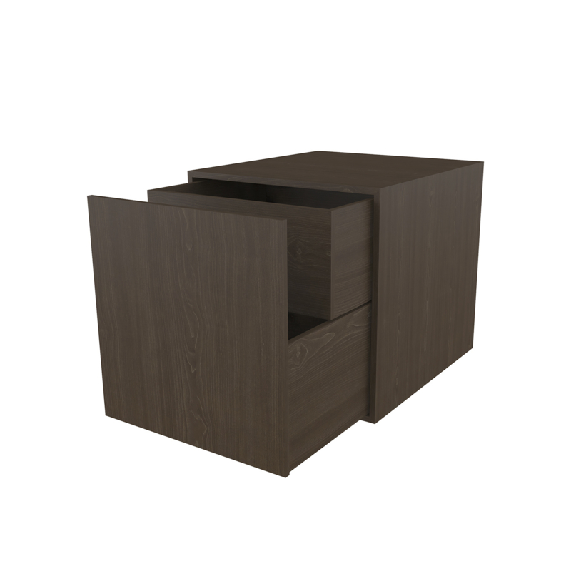 The Big Easy Wood INZET deur/laden