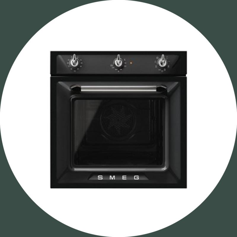 SMEG oven Victoria (3 kleuren)