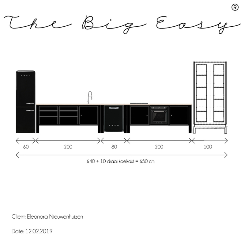 The Big Easy - 18/108-4