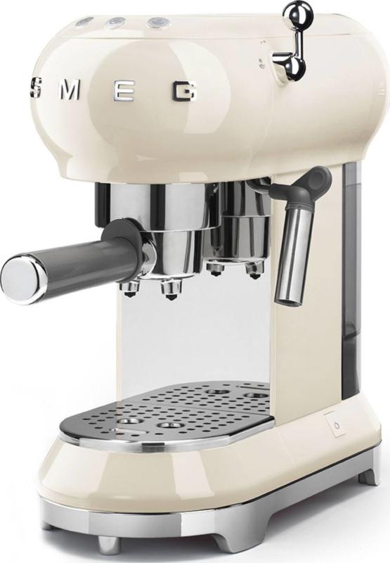 Espressomachine creme showroommodel