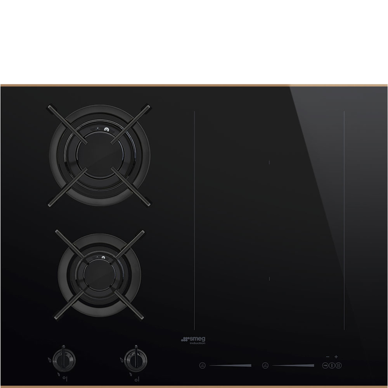 SMEG Dolce Still Novo inductie/gas