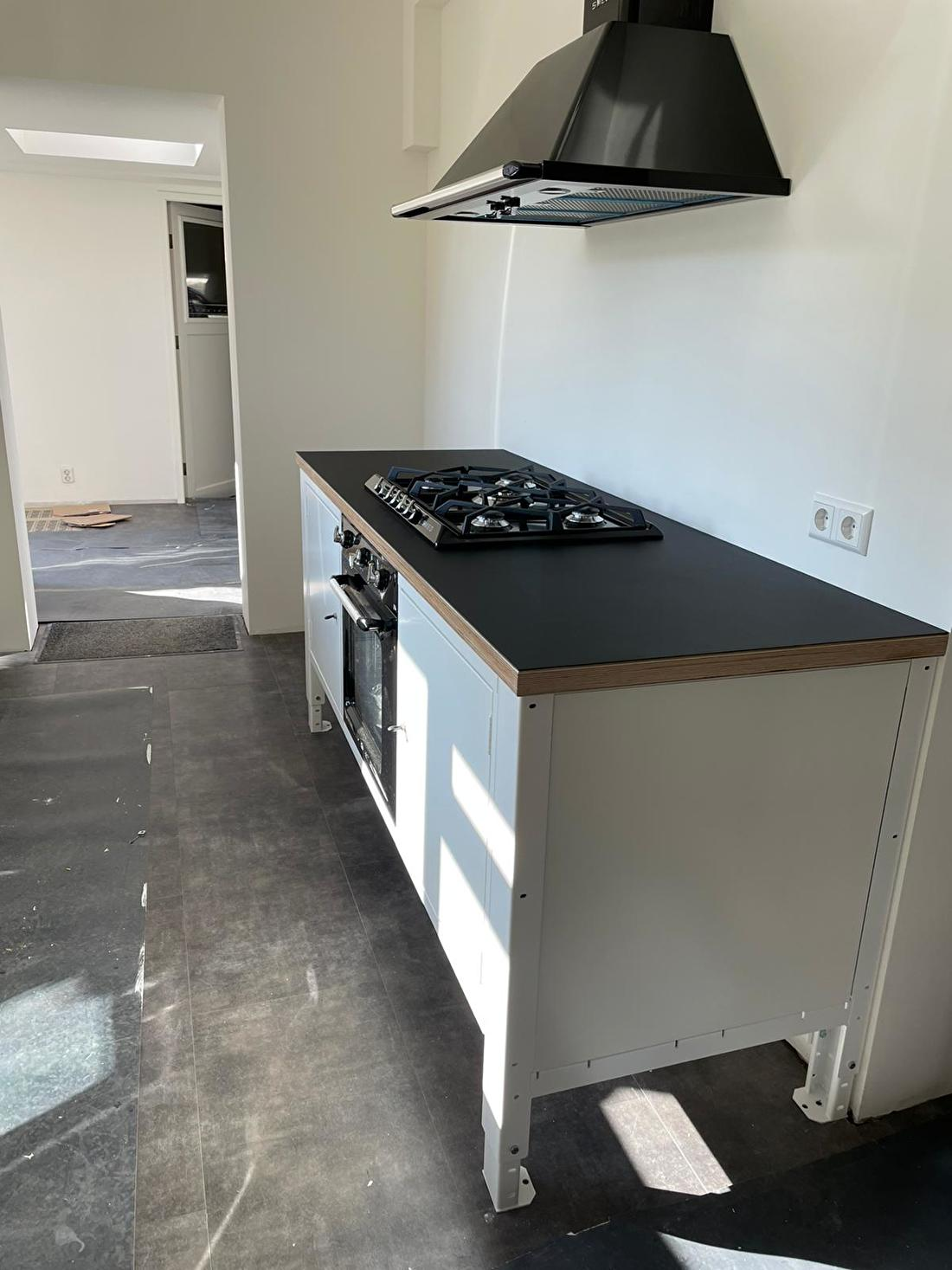 big easy kitchen modulaire keukenblok industrieel staal