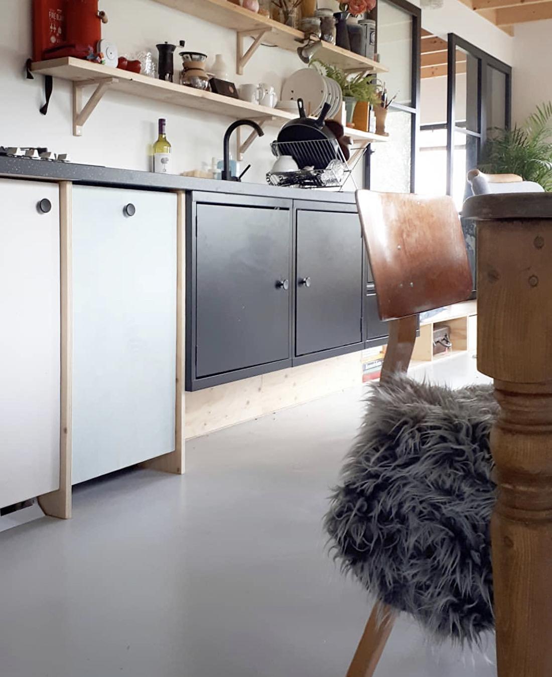 the big easy inzetten keuken familiebuitenhuys airbnb