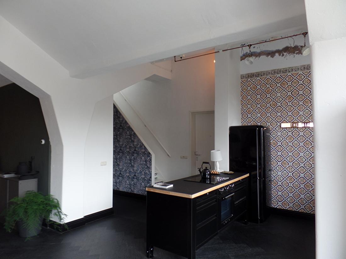 the big easy modulaire keuken zwart