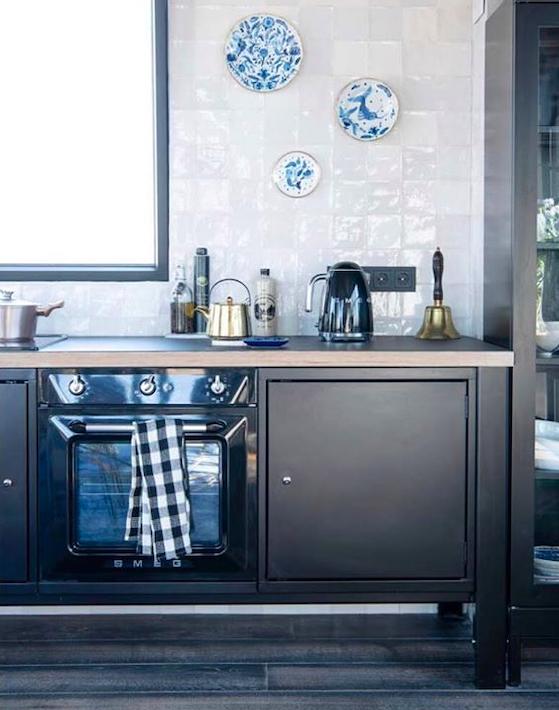 the big easy kitchen module stalen keuken industrieel