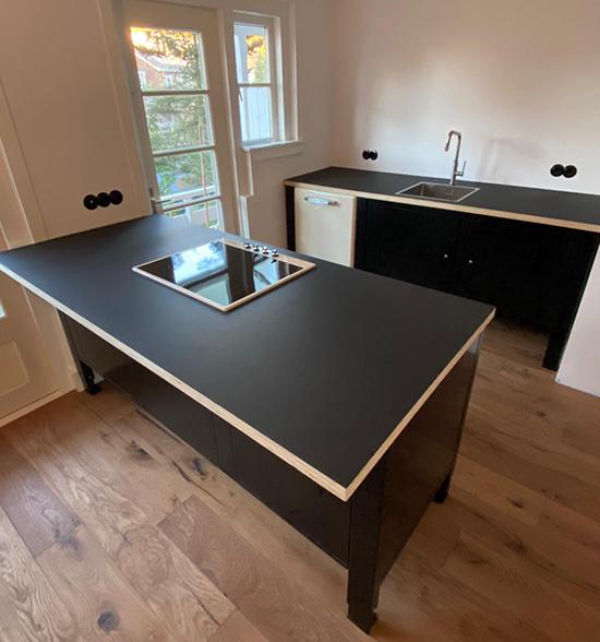 big easy kitchen modulaire eilandkeuken
