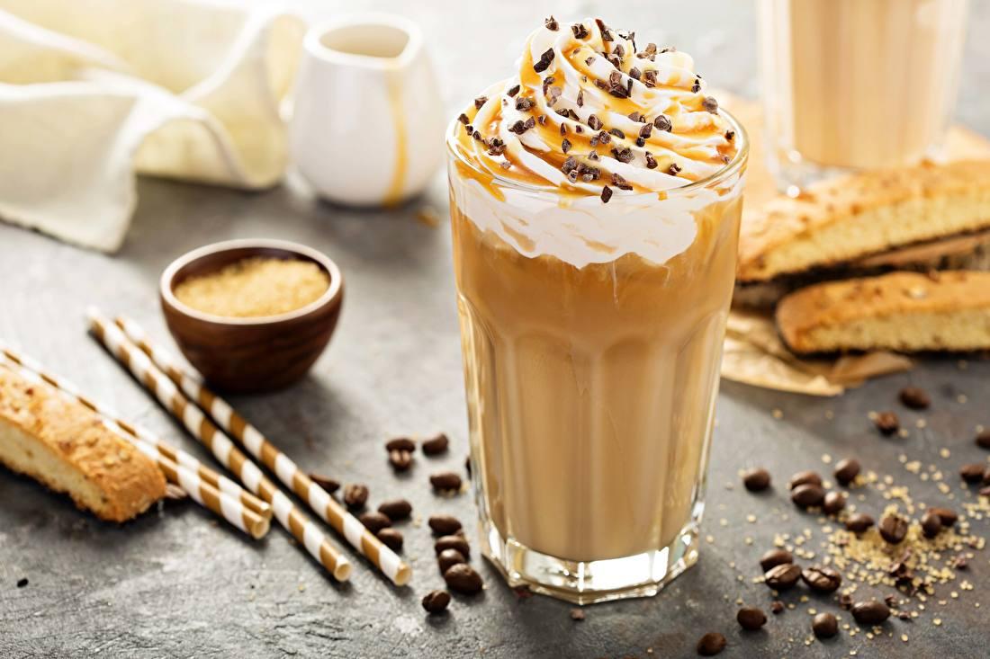 ijskoffie caramel
