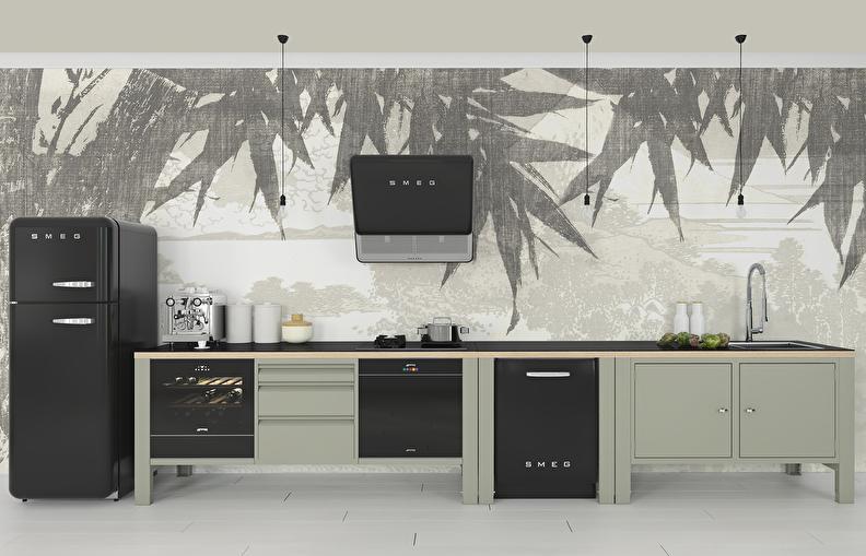 the big easy module keuken op wielen behangfabriek modular kitchen