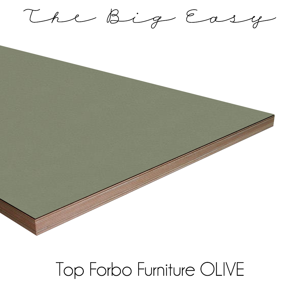 the big easy blad forbo furniture olive