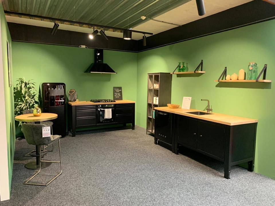 the big easy modular kitchen keukenwarenhuis ter aar