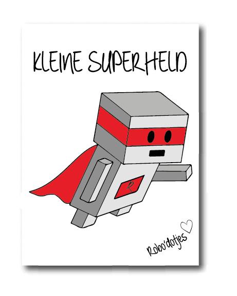 Kleine superheld