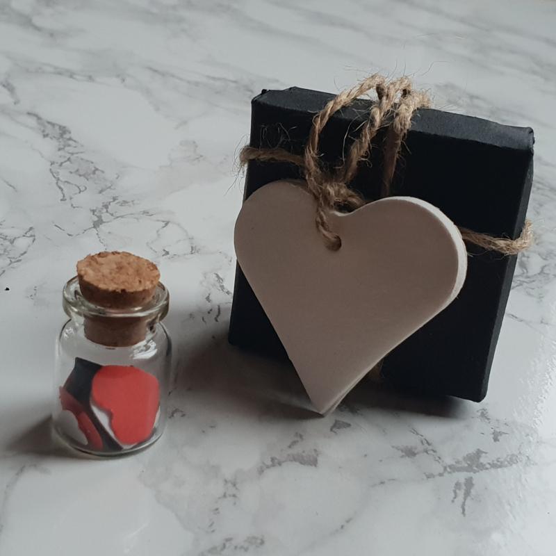Flesje vol liefde