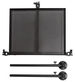 Malevé Aastafel XL 54x46cm + 2 poten 25mm