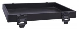 Sensas opbergvak zwart 41x28,5x4cm