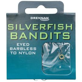 Drennan silverfish bandits onderlijn 30cm 8st