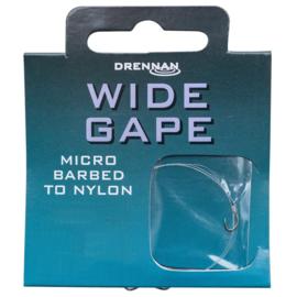 Drennan wide gape onderlijn 12 - 0,16mm - 2,27kg - 35cm 8st